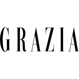 as seen in grazia magazine