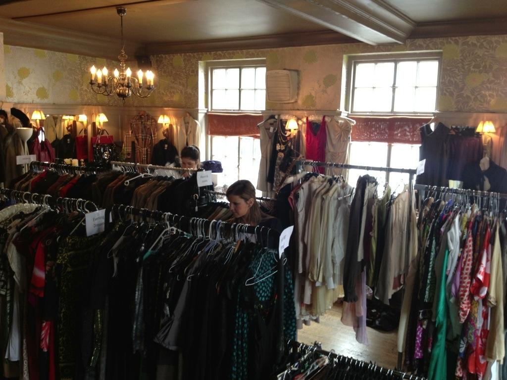 Walkabout's Designer Closet Sale