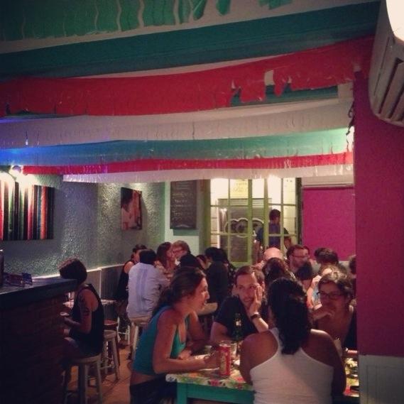 La Taqueria, Mexican Restaurant, Barcelona