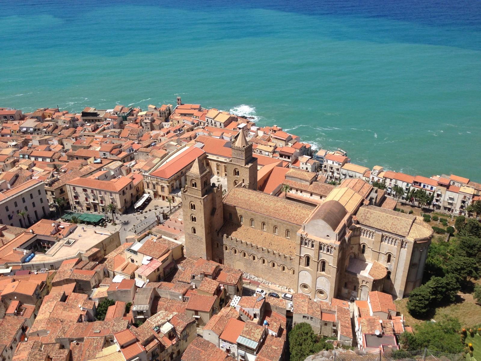 La Rocca, Cefalu Sicily