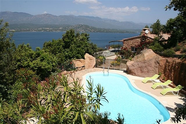 Booking a Villa Holiday in Corsica