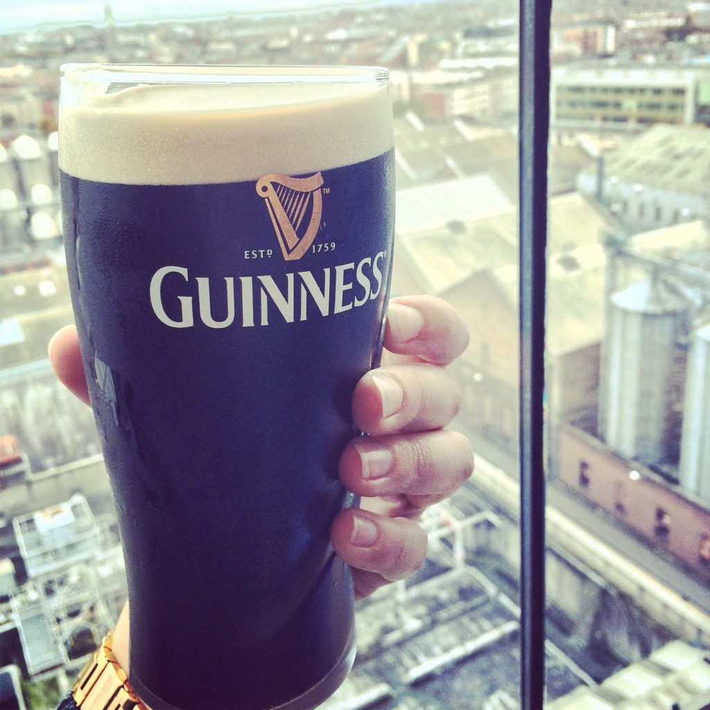 guinness storehouse tour dublin
