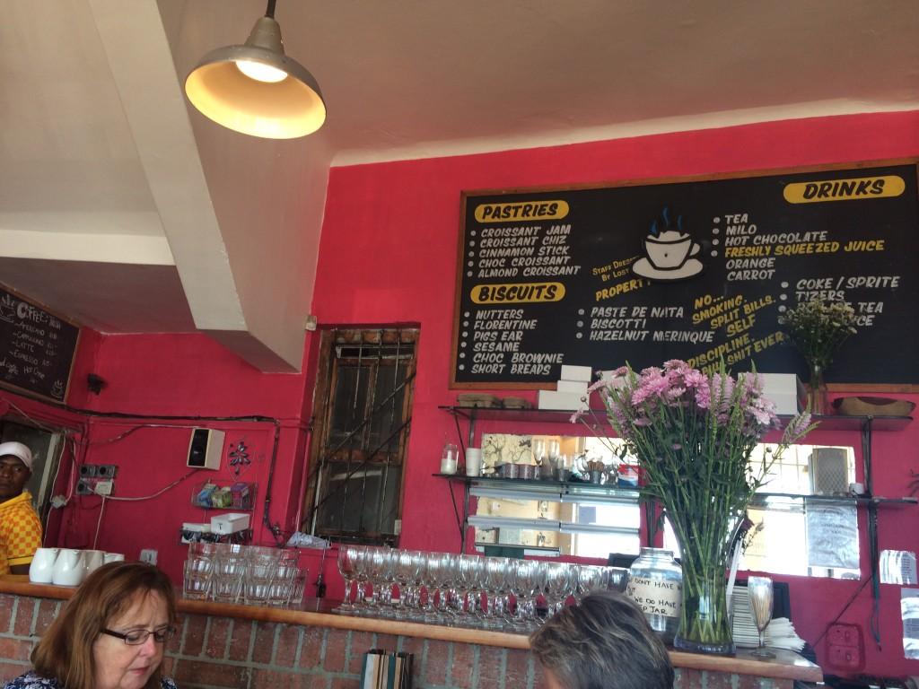 Olympia cafe and deli kalk bay