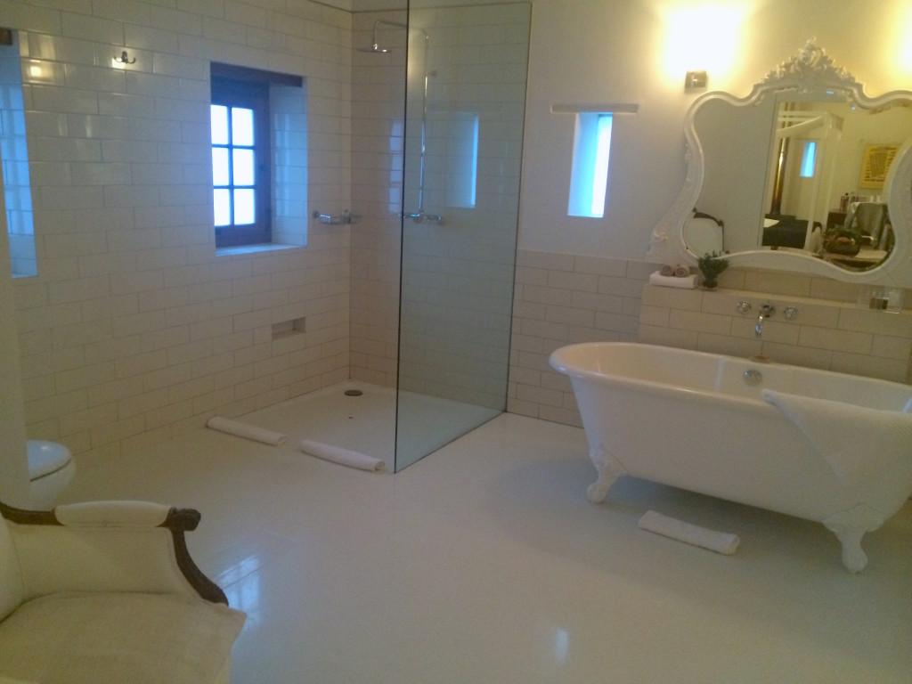 Cottage Babylonstoren Bathroom