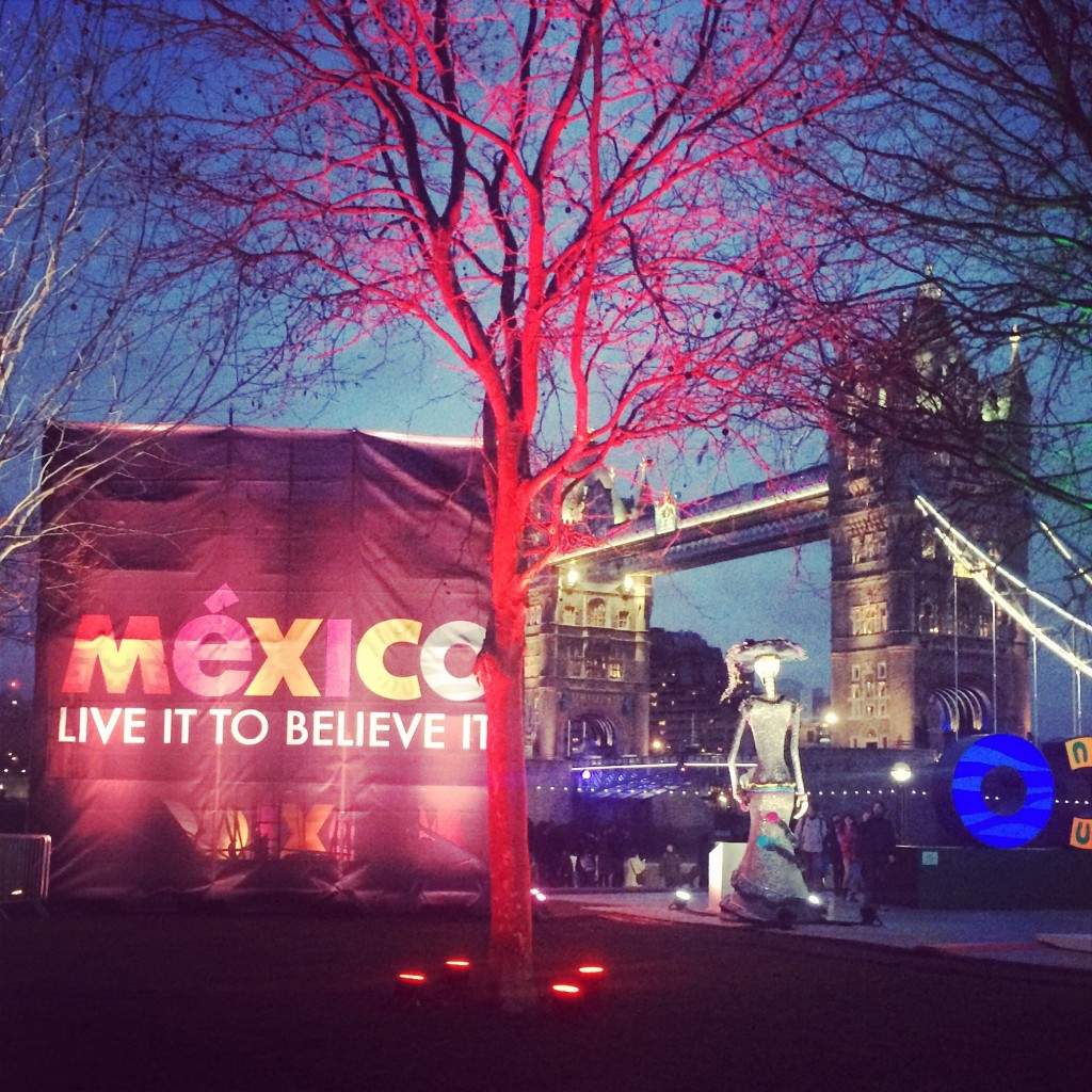 Visit Mexico on Southbank