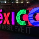 Mexico sign southbank
