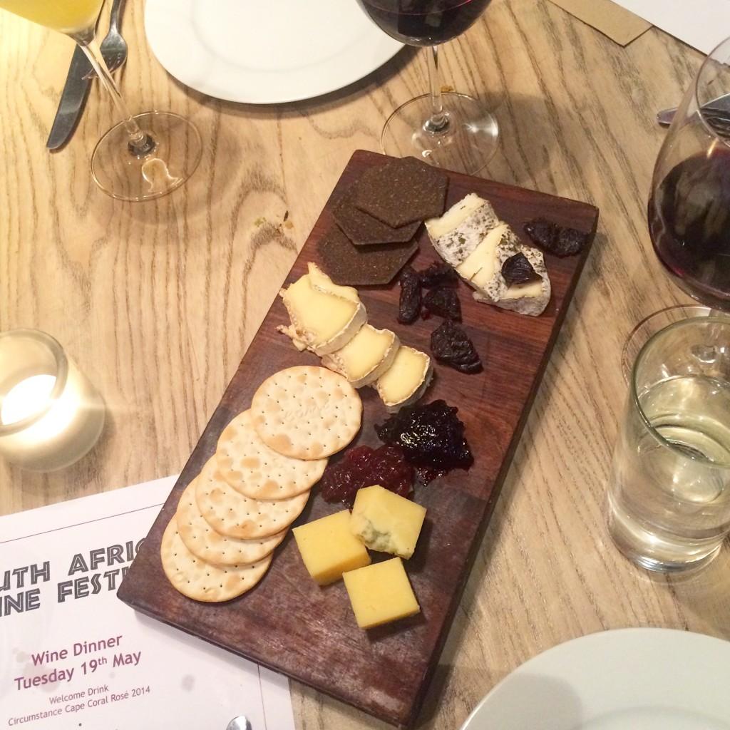 SA Wine Festival Course 4