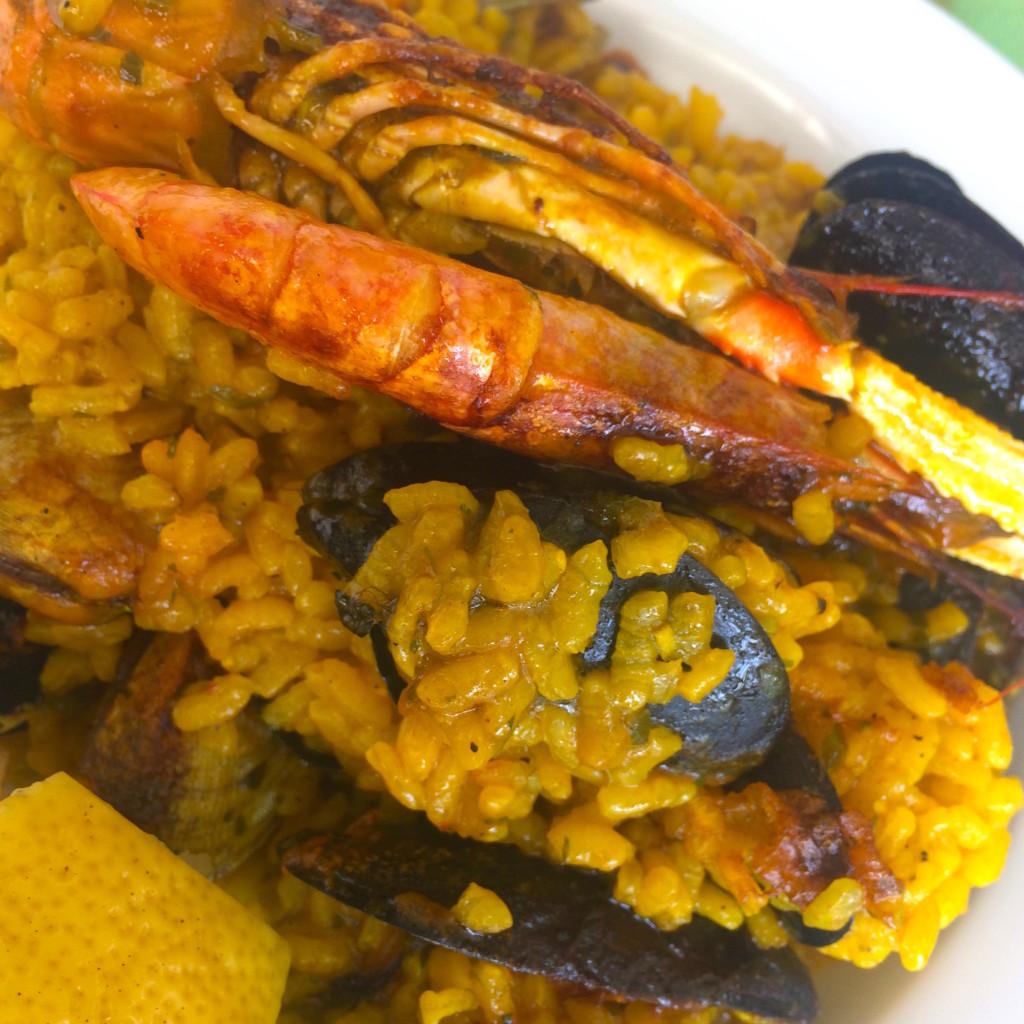 El Pescadito de Binibeca Paella