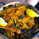 El Pescadito de Binibeca Seafood Paella