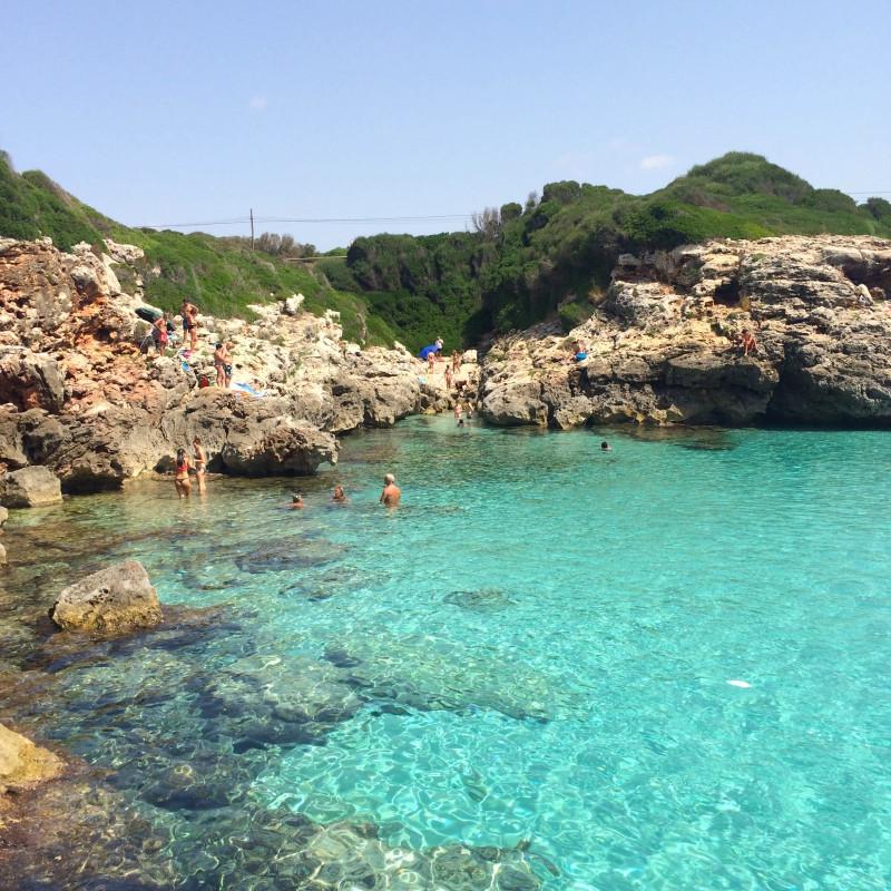 Es Calo Blanc Menorca
