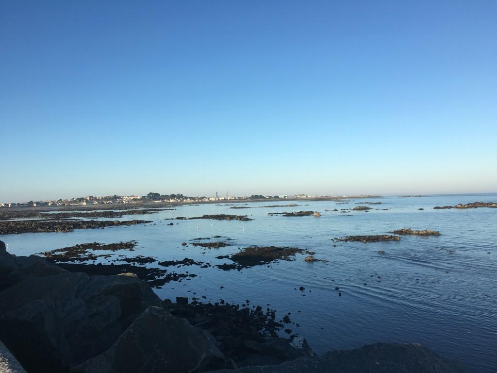 my running goals - guernsey seafront