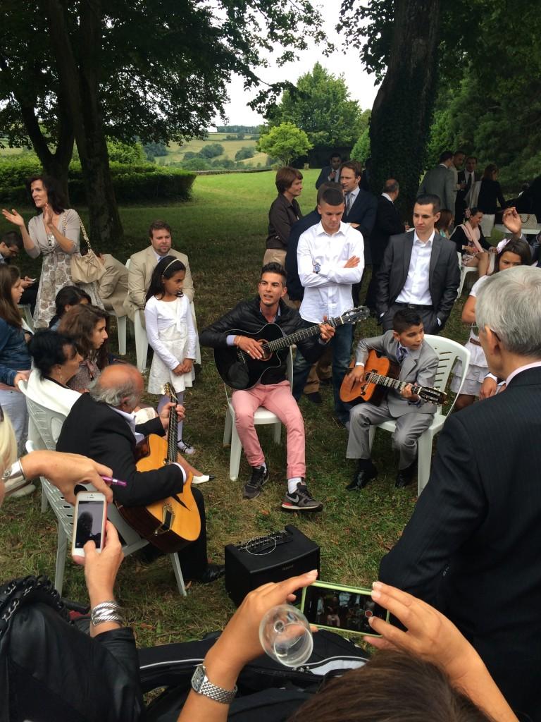 chateau montpatey wedding
