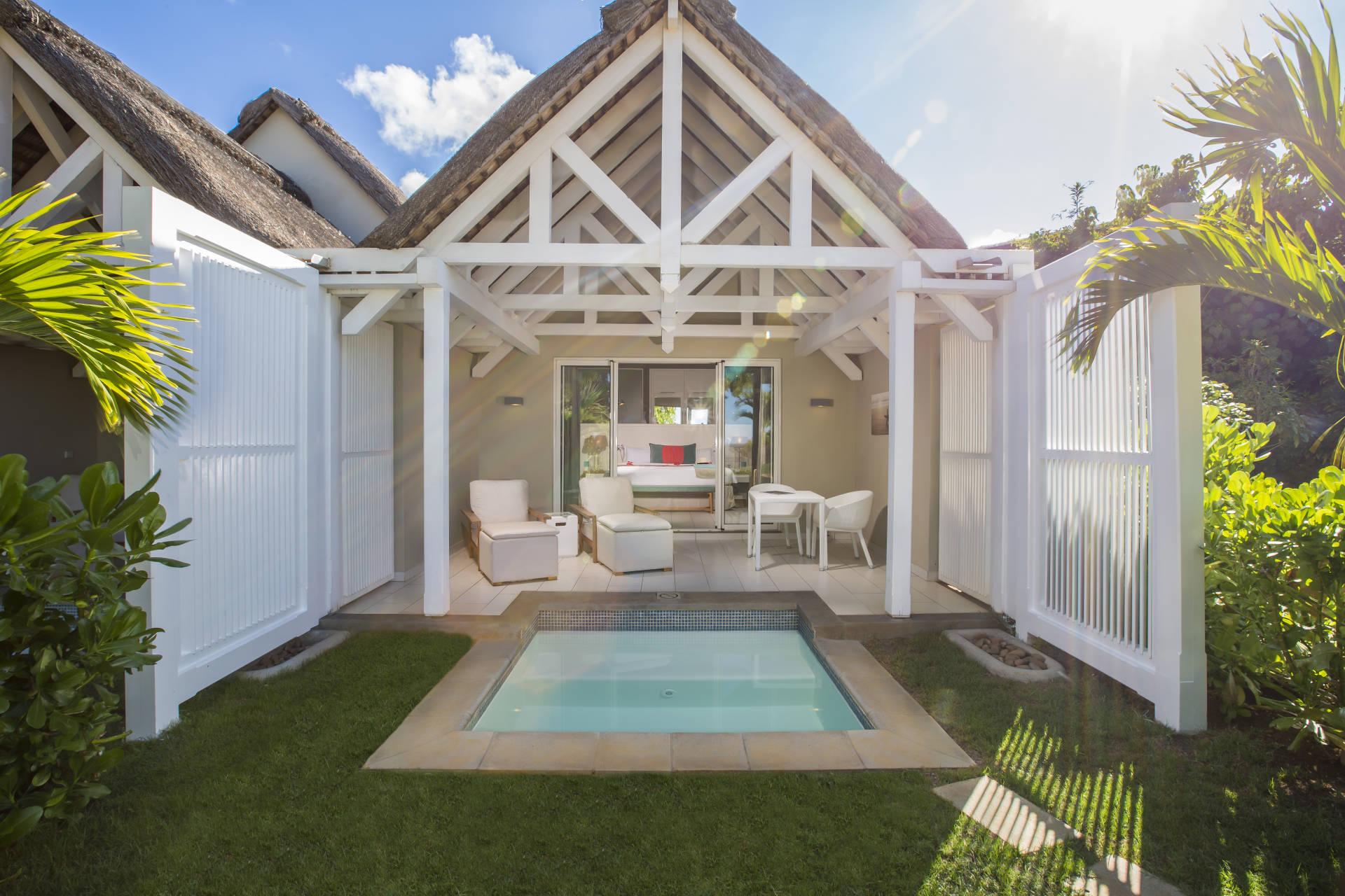 Radisson Blu Azuri Resort & Spa Superior Beachfront Room - Pool & Garden