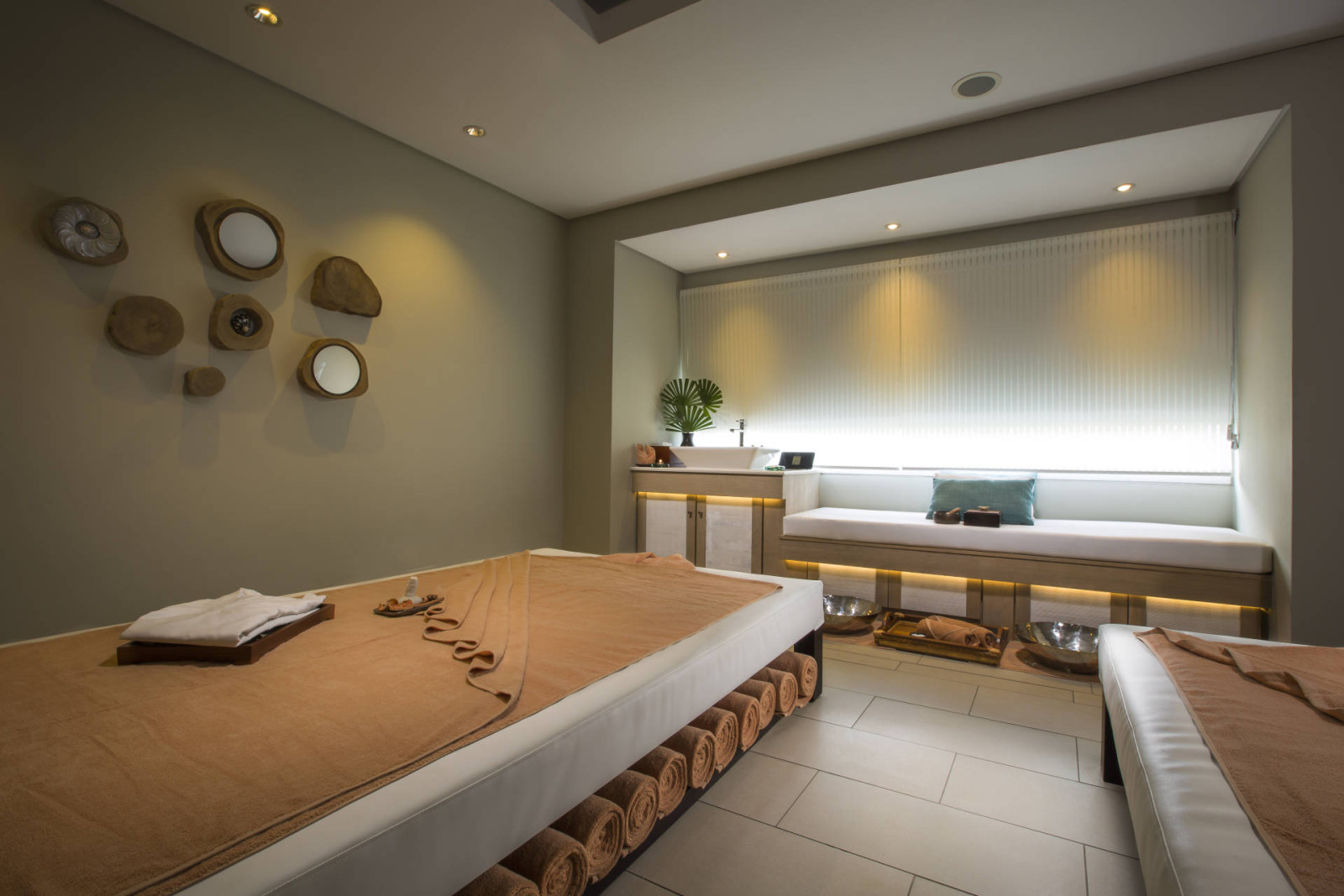 Radisson Blu Azuri Resort & Spa The Spa - Massage Room