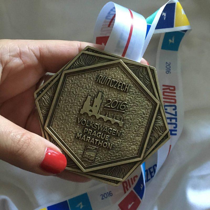 My Running Diary: I ran a marathon!