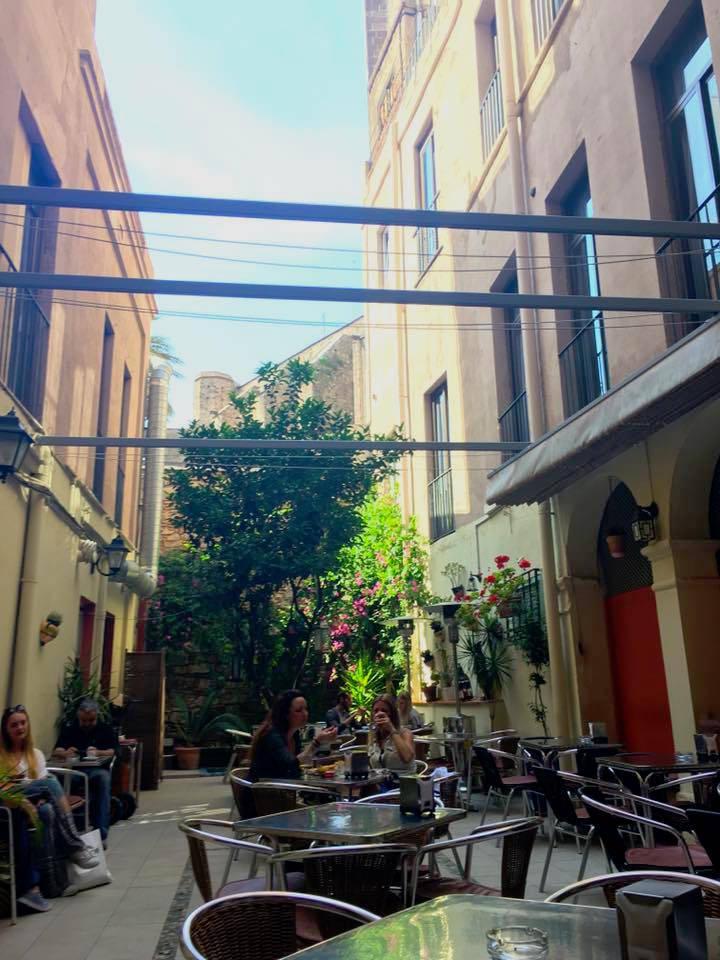 Barcelona Cafe - Tapas Recipes Blog