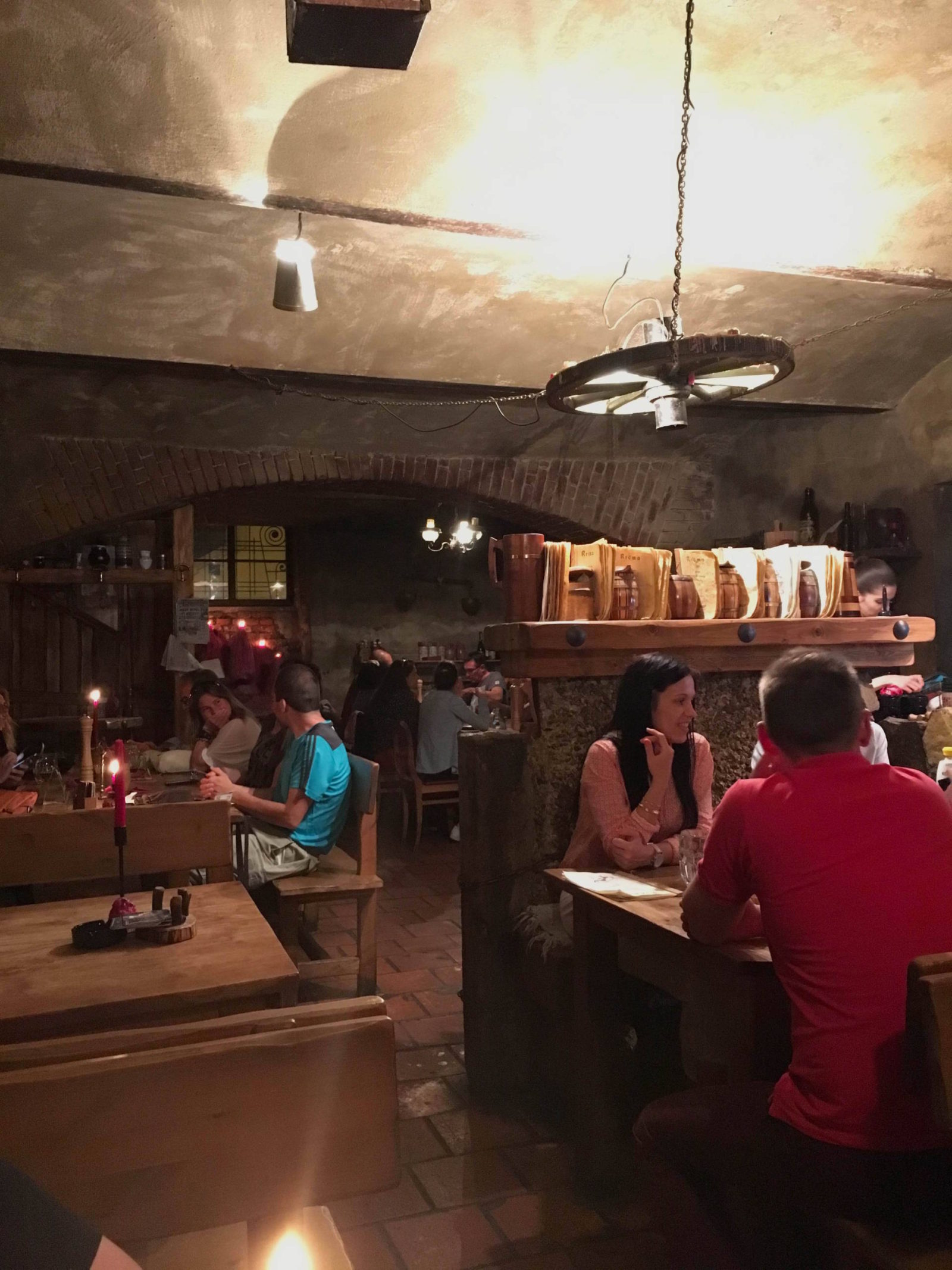 Krcma - Places to Eat in Prague - StefanieGrace.com