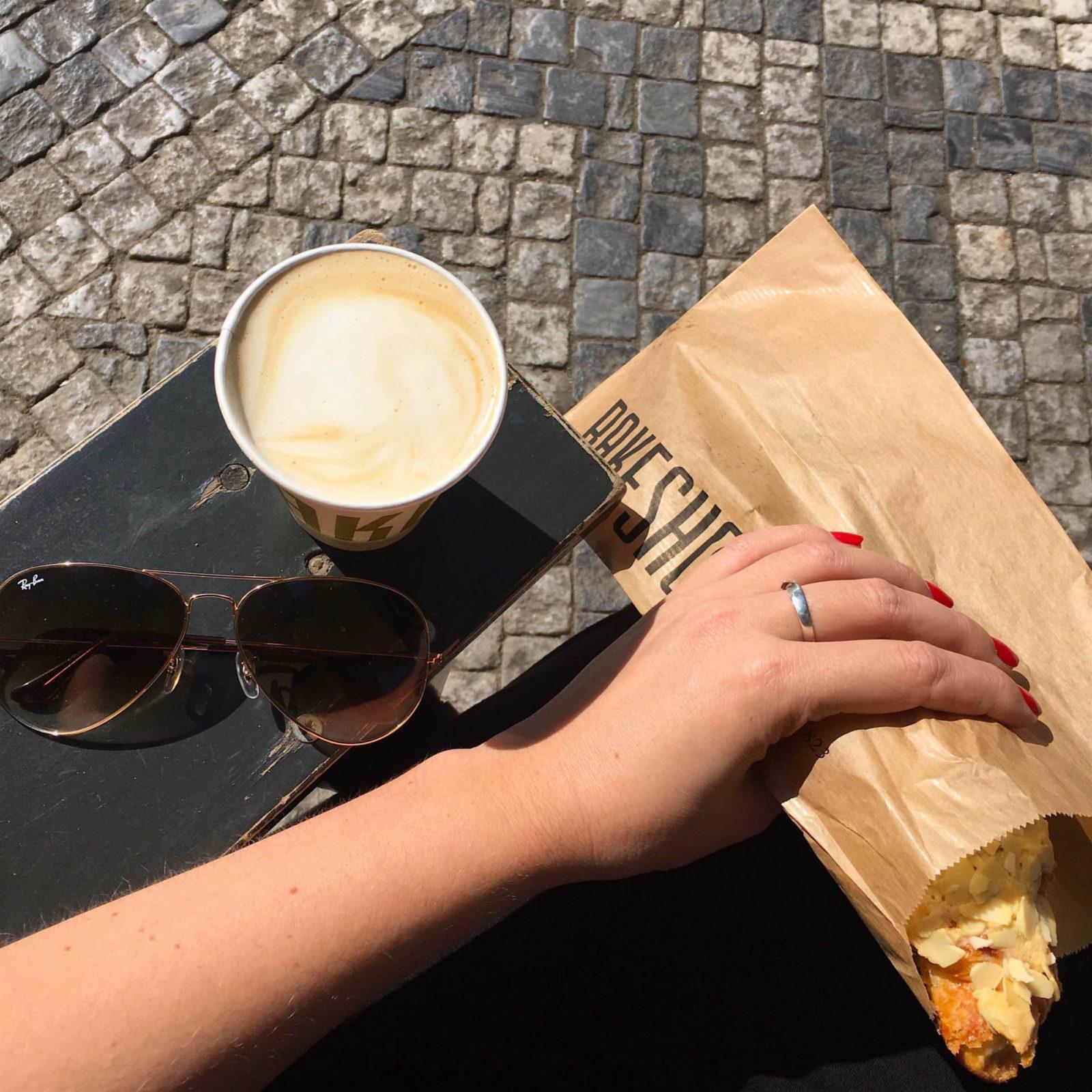 croissant - Places to Eat in Prague - StefanieGrace.com