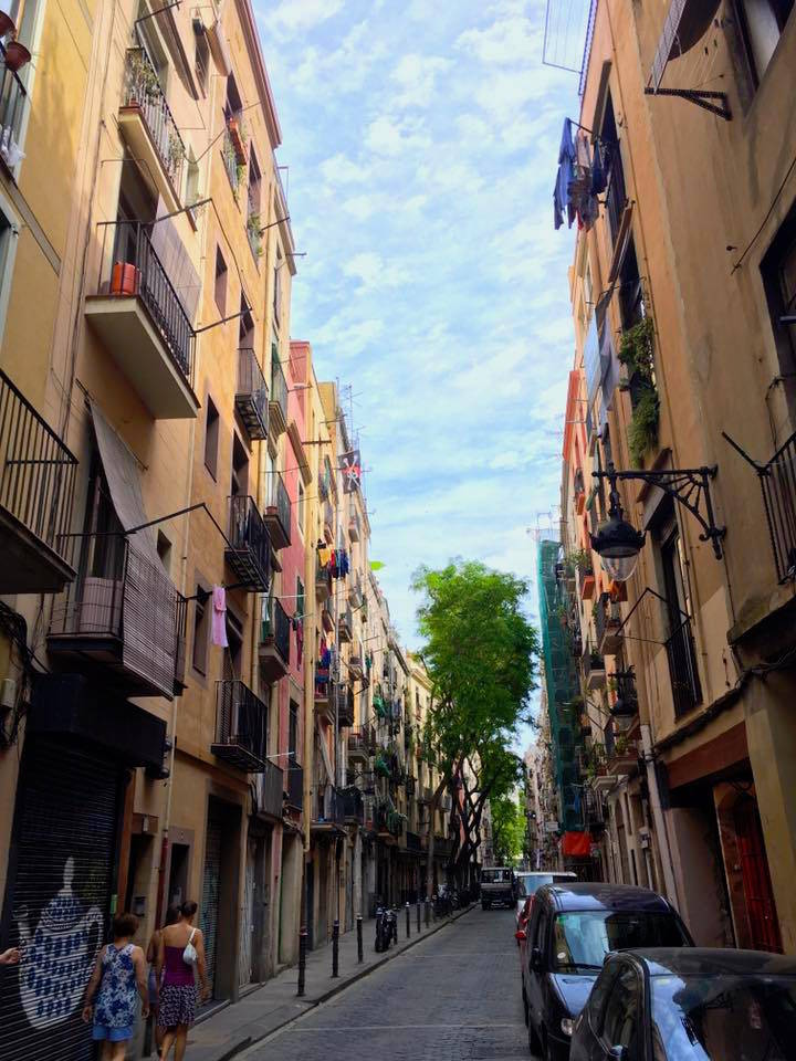 Street - Places to Eat in Barcelona - StefanieGrace.com