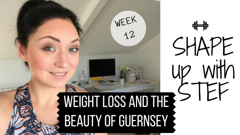 Weight Loss & The Beauty of Guernsey - StefanieGrace.com