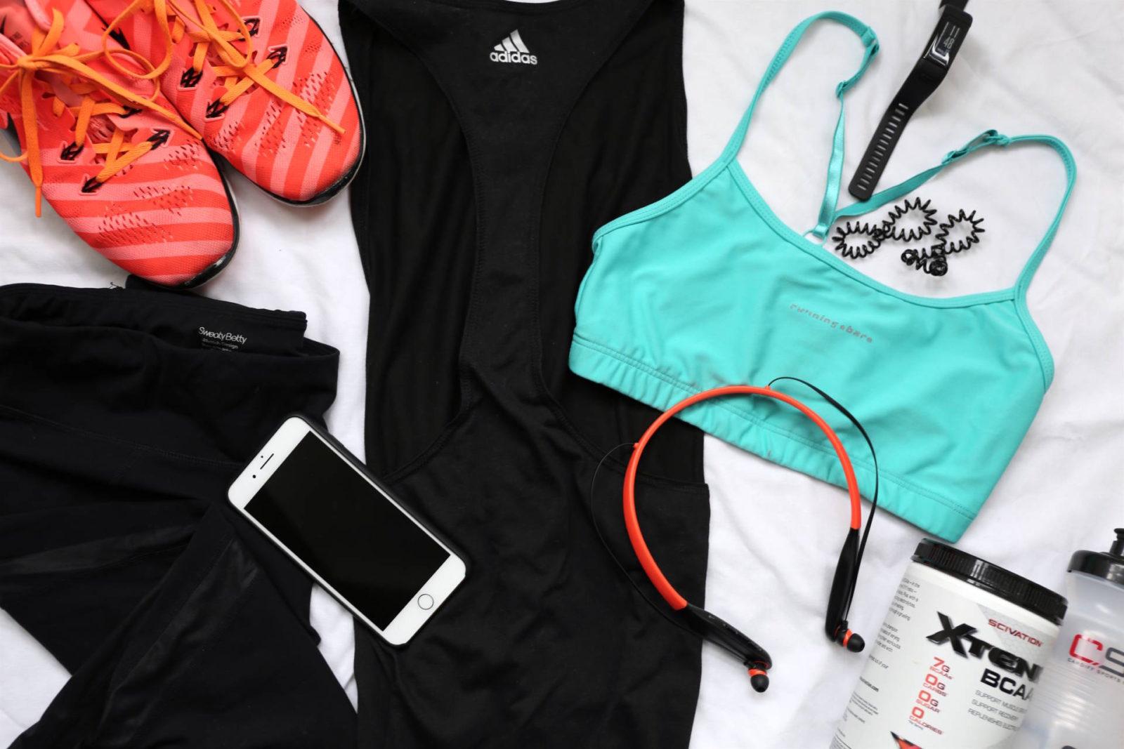 My Gym Essentials - StefanieGrace.com