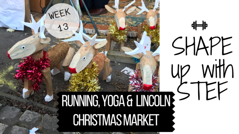Shape Up With Stef Lincoln Christmas Market SUWS