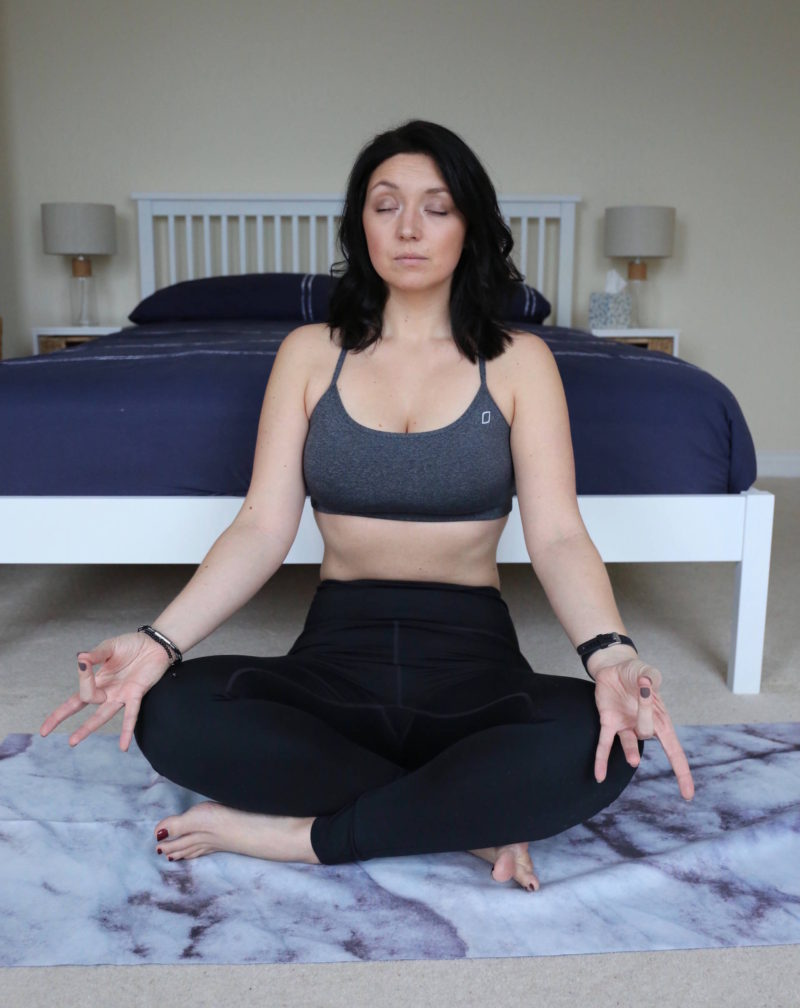 Meditation. Yoga Retreat - StefanieGrace.com
