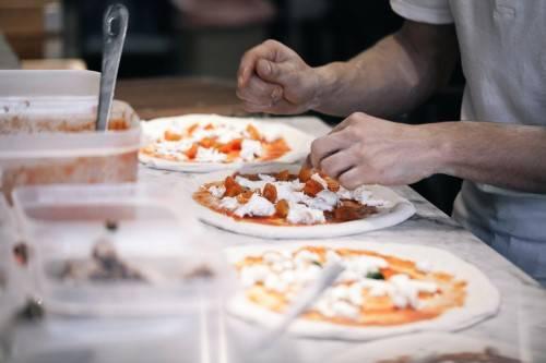 Franco Manca Pizza Review - StefanieGrace.com