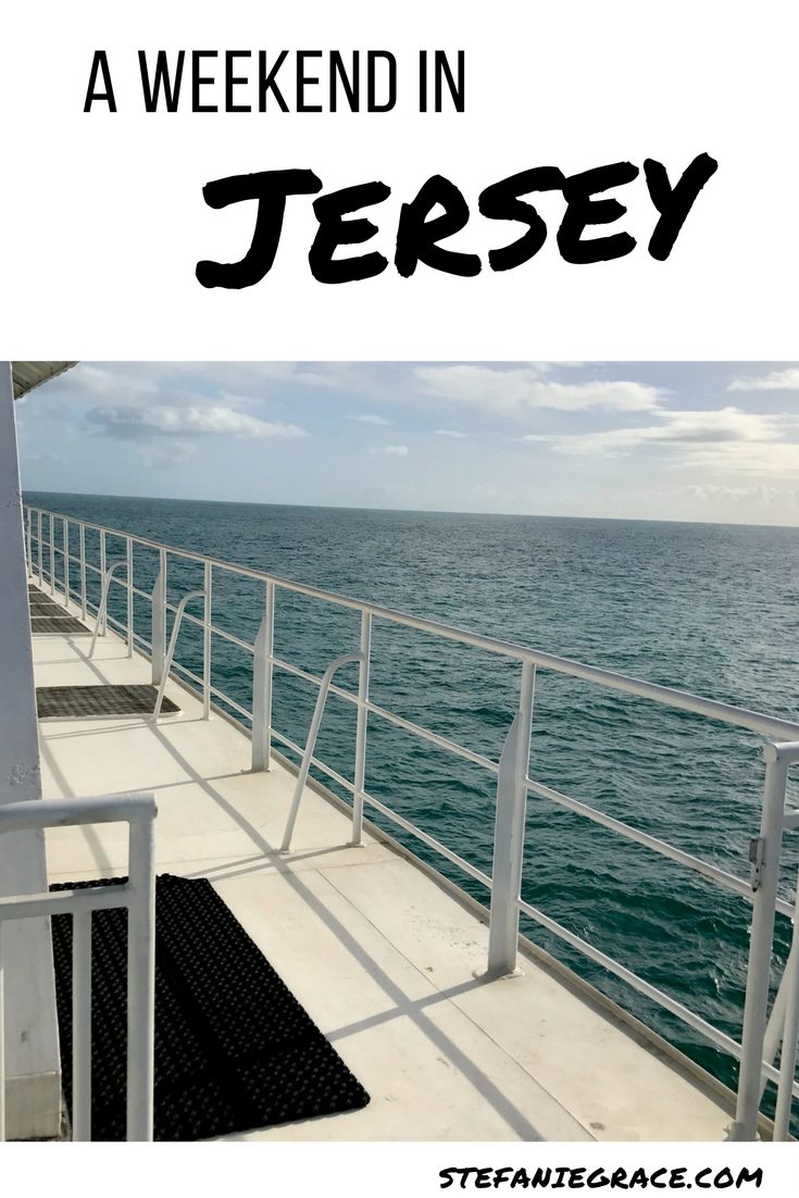 A Weekend in Jersey- StefanieGrace.com
