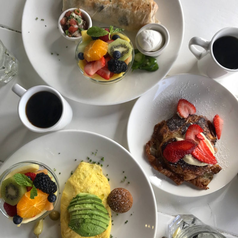 Brunch in West Hollywood - StefanieGrace.com