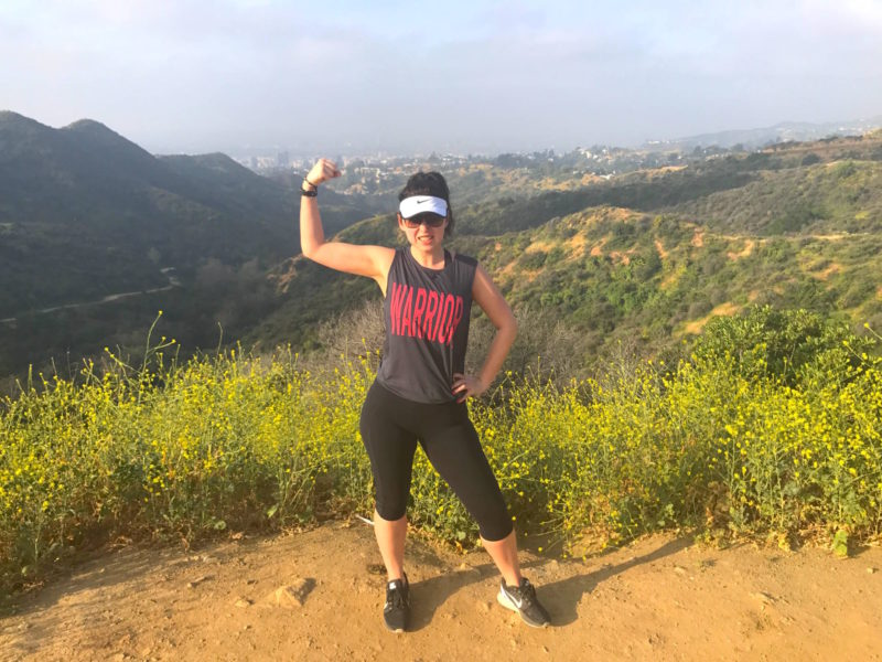 My Holiday Workout Diary - StefanieGrace.com