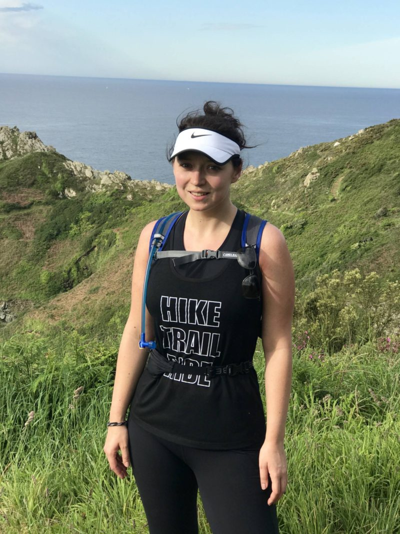Weekly workout diary - StefanieGrace.com