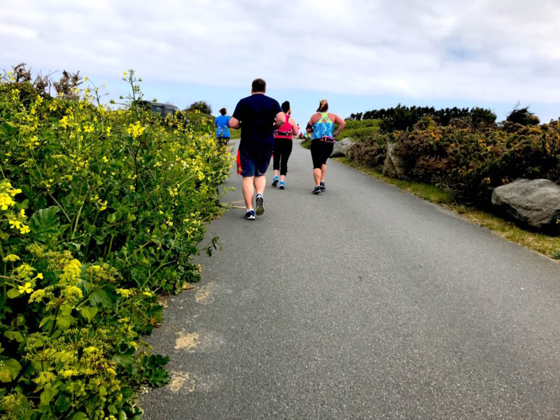 Liberation Day Run - Guernsey StefanieGrace.com
