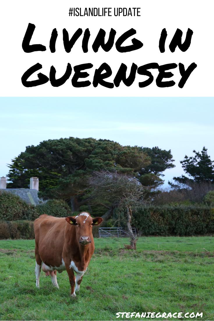 Living in Guernsey #IslandLife - StefanieGrace.com