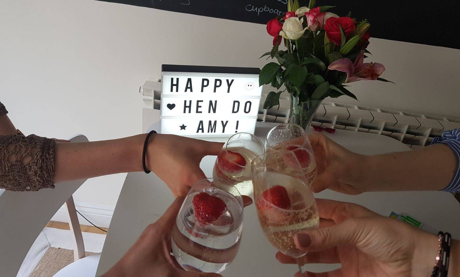 #IslandLife: Our Guernsey Hen Do