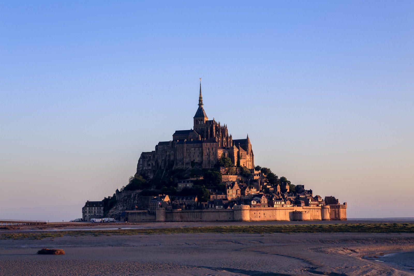 Mont St Michel - StefanieGrace.com