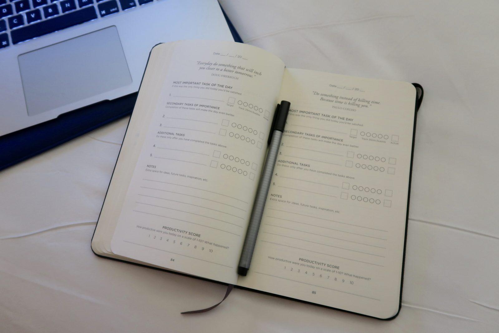 Let's Talk Productivity Tips - StefanieGrace.com