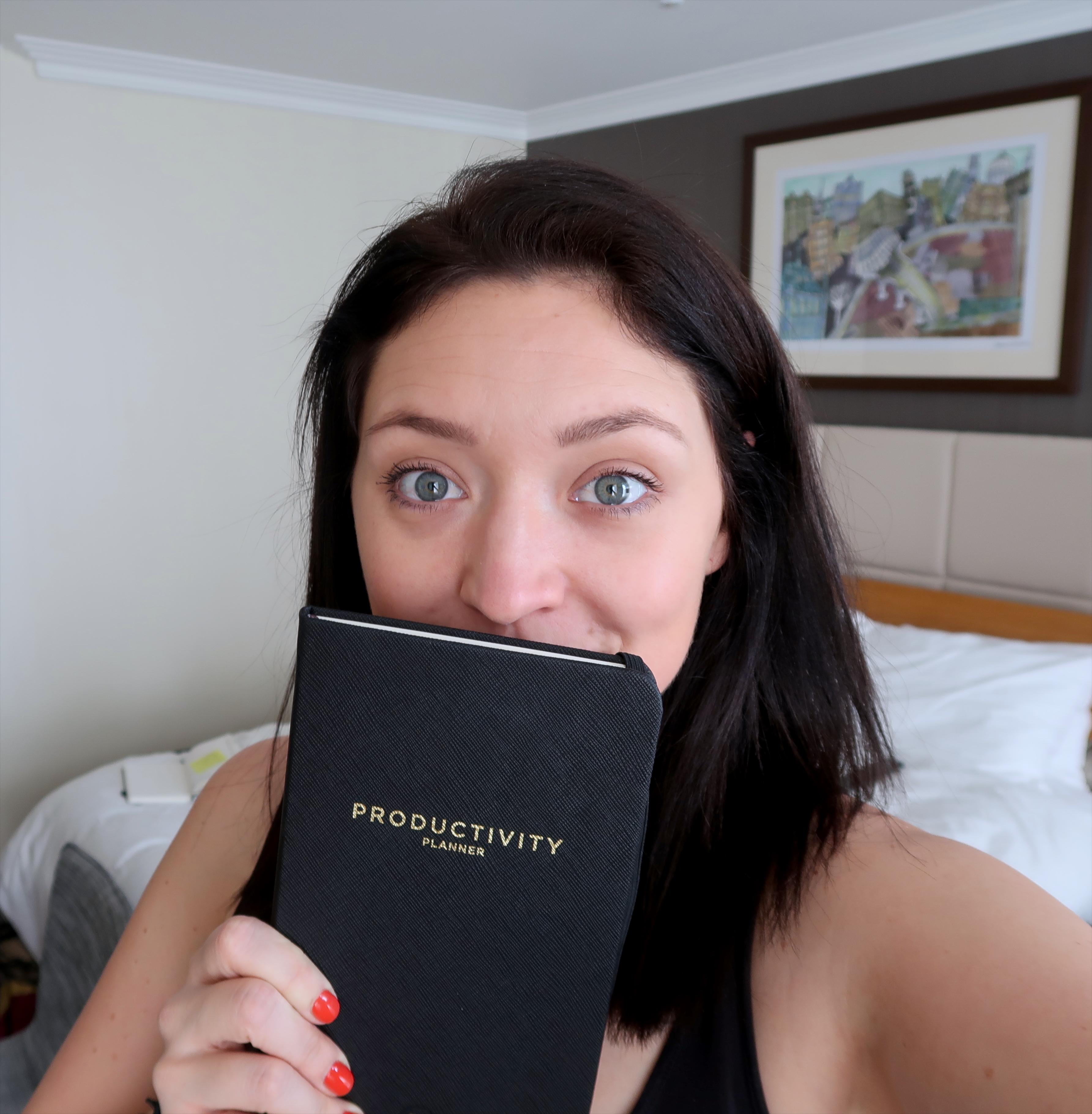 Productivity Planner - StefanieGrace.com