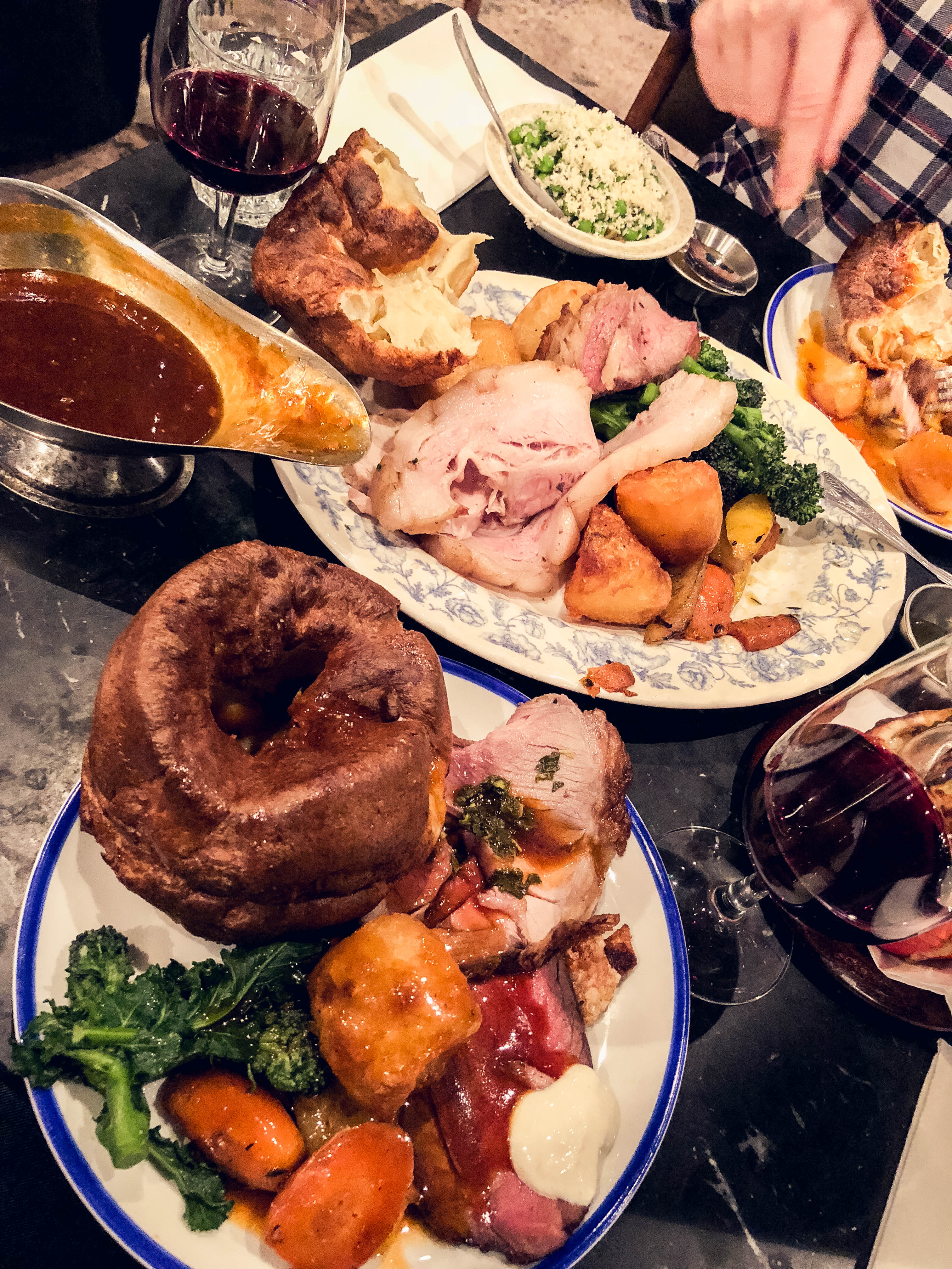 Sunday Lunch at Blacklock Soho - StefanieGrace.com
