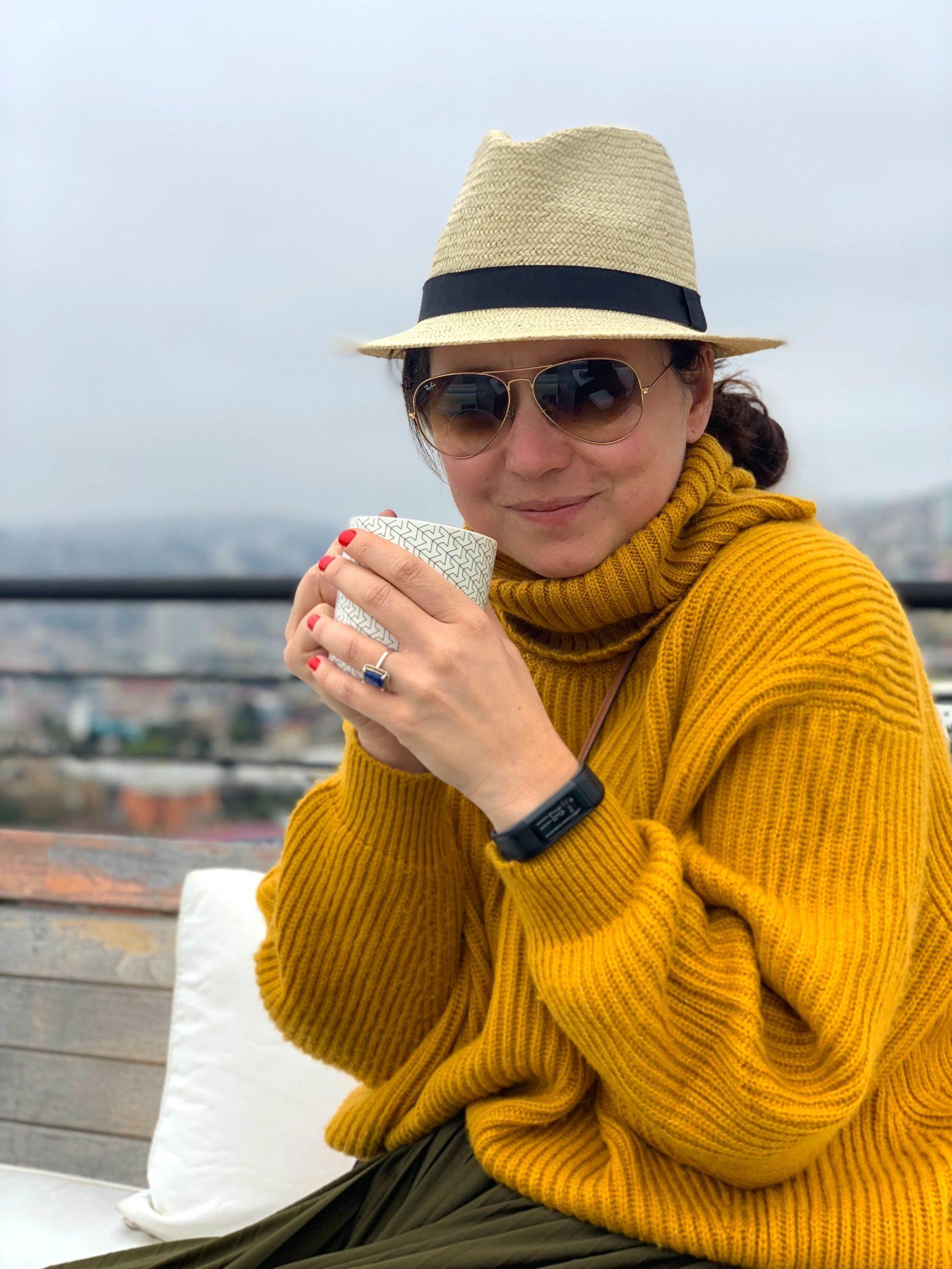 Casa Galos Valparaiso rooftop 2018 Round-up - StefanieGrace.com