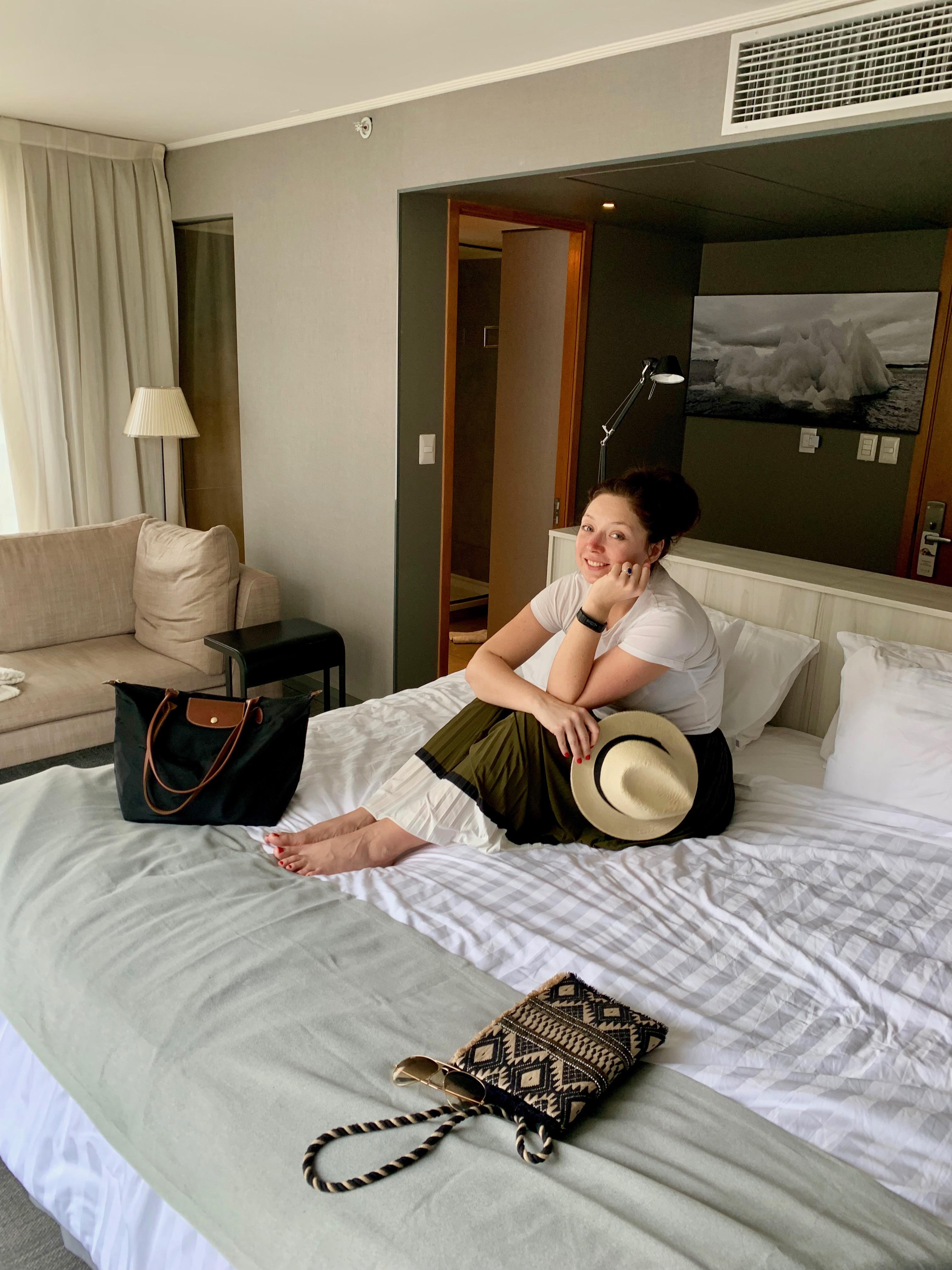 Hotel Solace Santiago, Chile - StefanieGrace.com