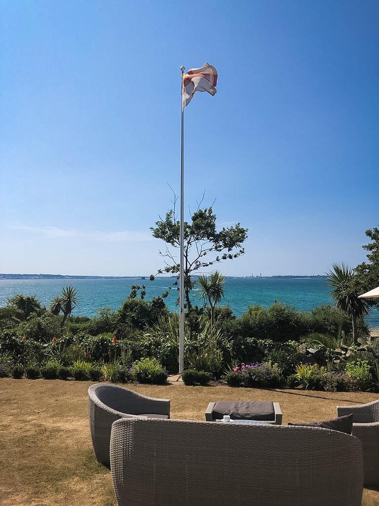 A Staycation on Herm Island