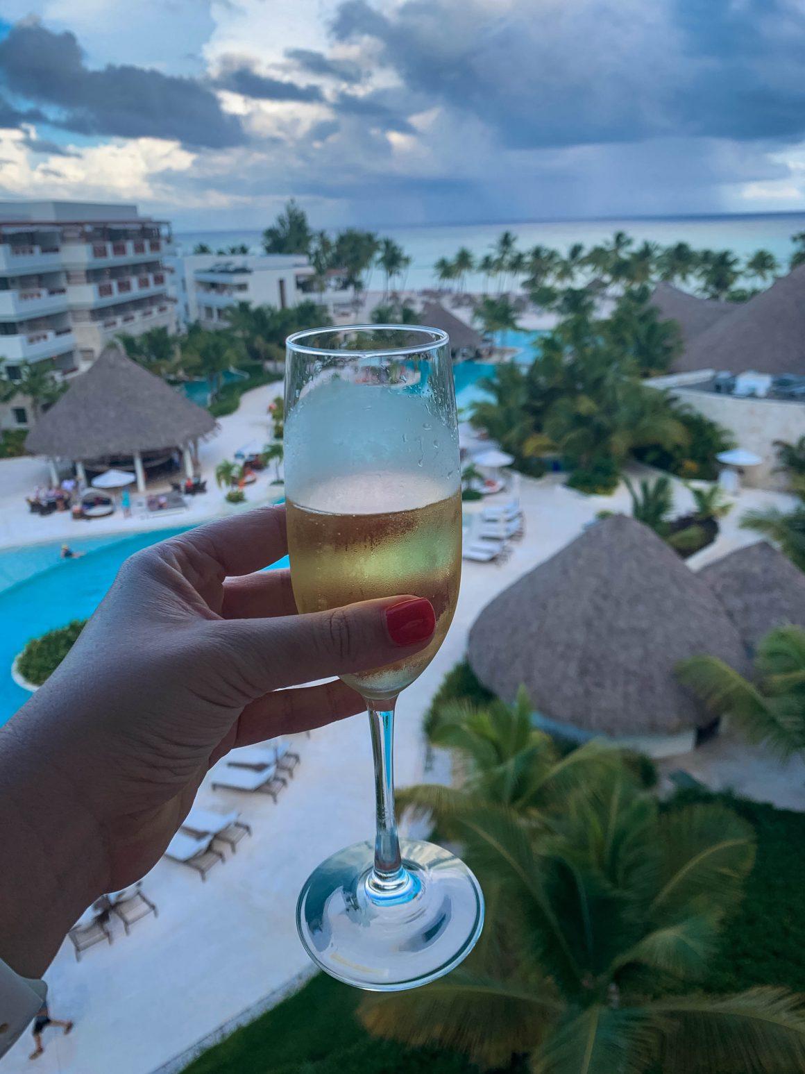 Taking a Break in Punta Cana